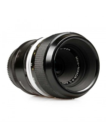 Objetiva Nikon AI-S Micro-NIKKOR-P.C 55mm f3.5 Auto + tubo extensor - USADA