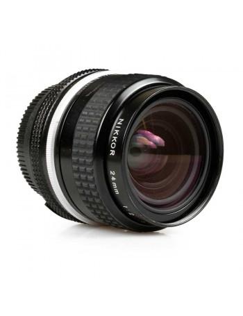 Objetiva Nikon AI-S NIKKOR 24mm f2 - USADA