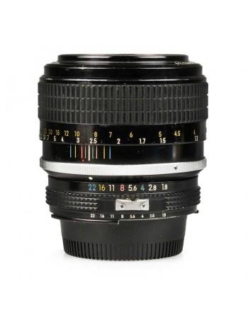Objetiva Nikon AI NIKKOR 85mm f1.8 - USADA