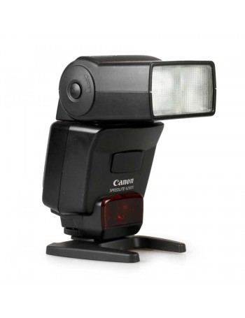 Flash Canon Speedlite E-TTL 420EX - USADO