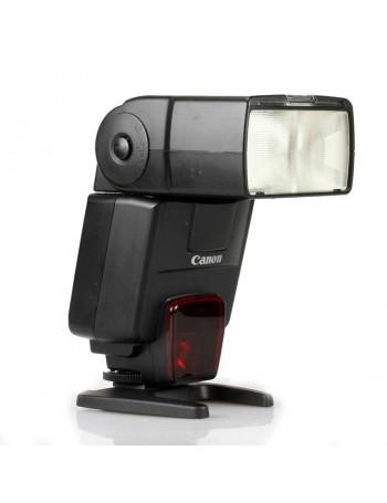 Flash Canon Speedlite TTL 550EX - USADO