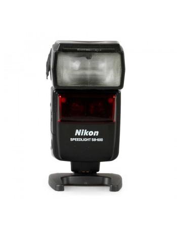 Flash Nikon Speedlight i-TTL SB-600 - USADO