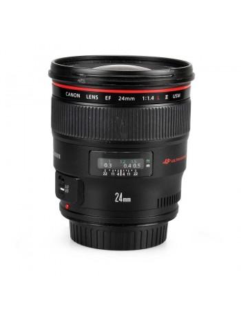 Objetiva Canon EF 24mm f1.4L II USM - USADO