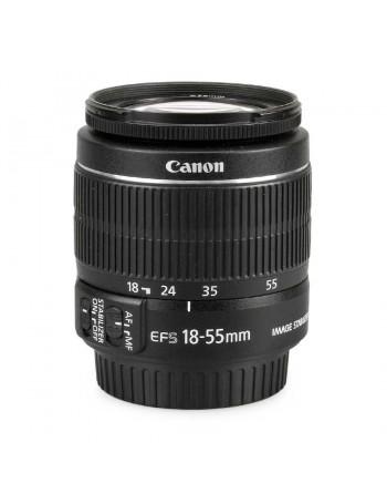 Objetiva Canon EF-S 18-55mm f3.5-5.6 IS II - USADA