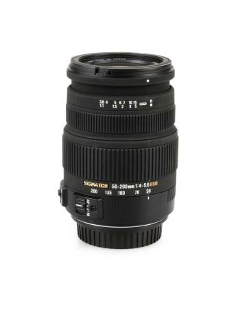 Objetiva Sigma 50-200mm f4-5.6 DC OS HSM para Canon - USADA