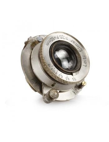 Objetiva Leica M39 Elmar 50mm f3.5 - USADA