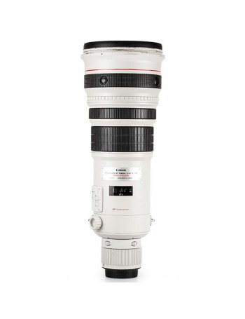 Objetiva Canon EF 500mm f4L IS USM - USADO