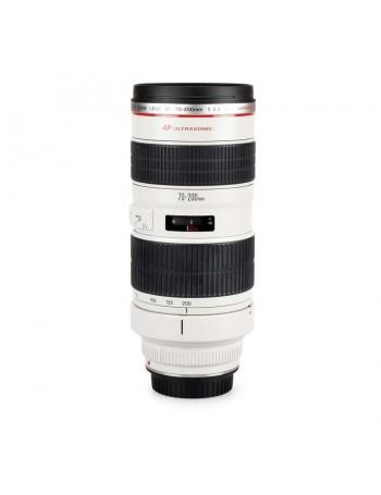 Objetiva Canon EF 70-200mm f2.8L USM - USADA