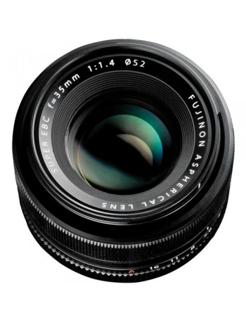 Objetiva Fujifilm XF 35mm f1.4 R - PRETO