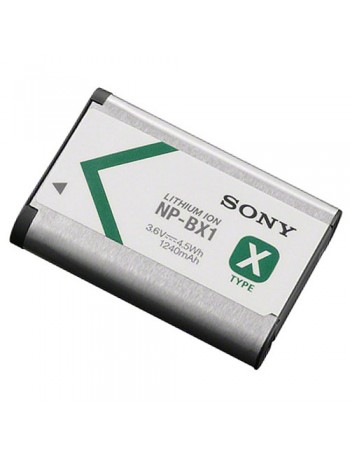 Bateria recarregável Sony NP-BX1 - Série X