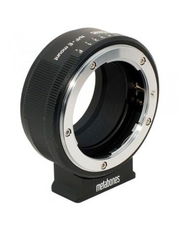 Adaptador Metabones MB_NFG-E-BM1 (Lente Nikon G para câmera Sony E)