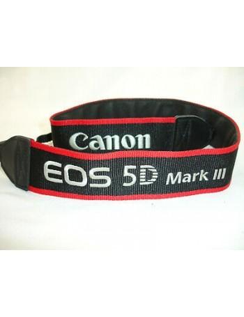 Alça de pescoço Canon EW-EOS5DMKIII para câmeras EOS 5D Mark III