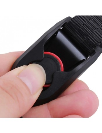 Alça de pulso com sistema de liberação rápida para câmeras