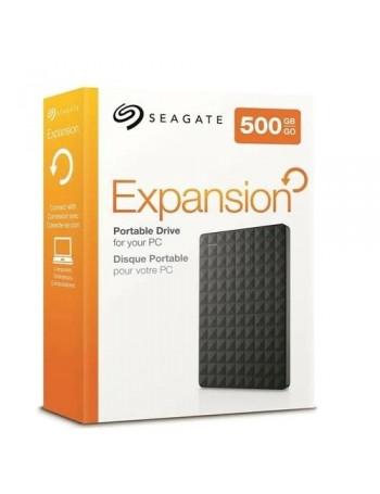 HD externo portátil Seagate Expansion 500GB USB 3.0