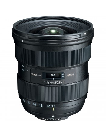 Objetiva Tokina atx-i 11-16mm f2.8 CF para Nikon