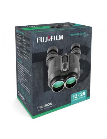 Binóculo Fujifilm Fujinon Techno Stabi TS12x28 com estabilização de imagem