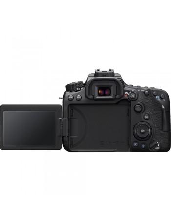 Câmera DSLR Canon EOS 90D 4K WiFi