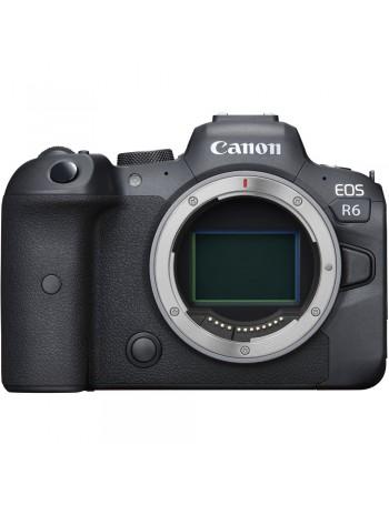 Câmera mirrorless Canon EOS R6 Fullframe 4K