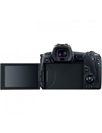 Câmera mirrorless Canon EOS R CORPO Fullframe vídeo 4K + adaptador para lente EF e EF-S
