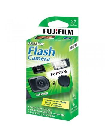 Câmera analógica 35mm descartável Fujifilm QuickSnap