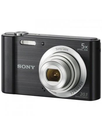 Câmera compacta Sony Cybershot W800 PRETO