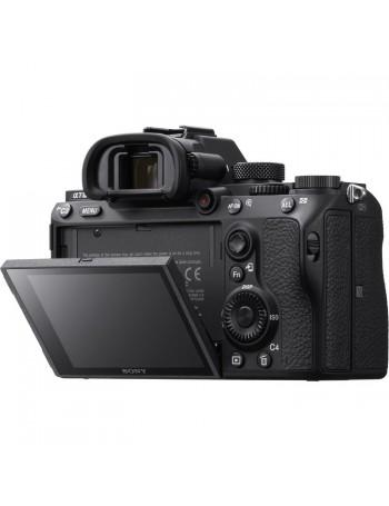 Câmera mirrorless Sony Alpha a7 III CORPO 24MP Vídeo 4K UltraHD HDR Fullframe