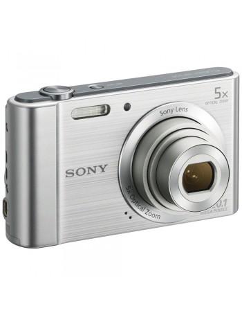 Câmera compacta Sony Cybershot W800 PRATA