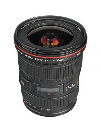 Objetiva Canon EF 17-40mm f4L USM