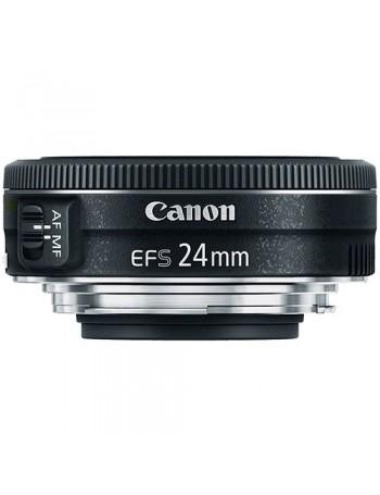 Objetiva Canon EF-S 24mm f2.8 STM