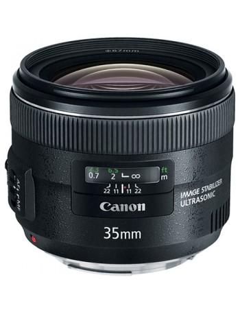 Objetiva Canon EF 35mm f2 IS USM