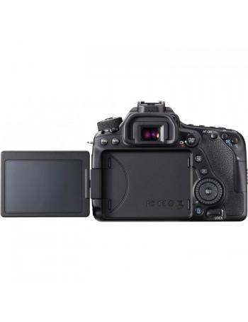 Câmera DSLR Canon EOS 80D CORPO 24,2MP