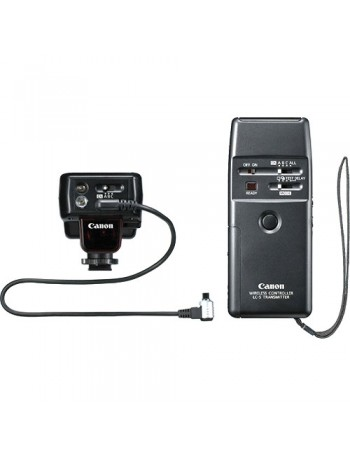 Kit De Disparador Remoto sem fio Profissional Canon LC-5
