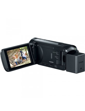 Câmera filmadora Canon VIXIA HF R800 - 57x Zoom ótico