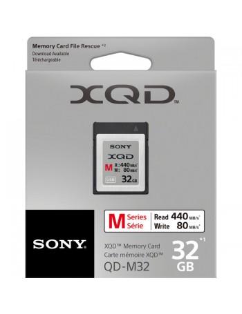 Cartão XQD Sony Série M 32GB - 440MB/s