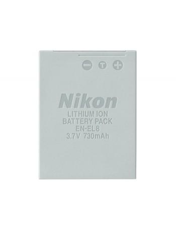 Bateria recarregável Nikon EN-EL8