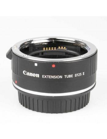 Tubo Extensor Canon EF25 II - USADO