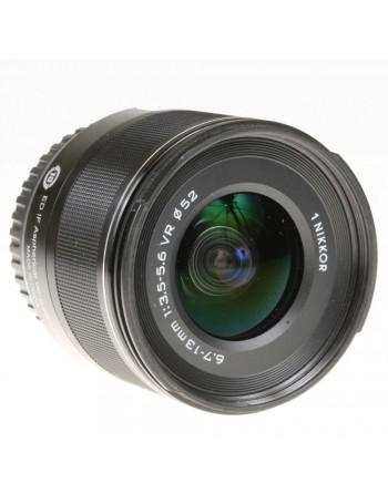 Objetiva Nikon 1 6,7-13mm f3.5-5.6 VR - USADA