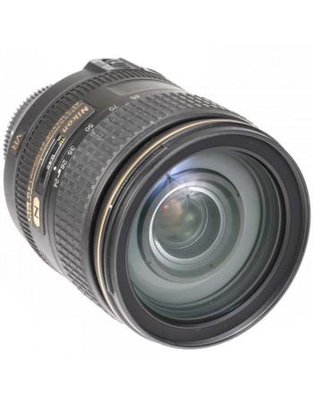 Objetiva Nikon AF-S 24-120mm f4G N ED VR - USADA