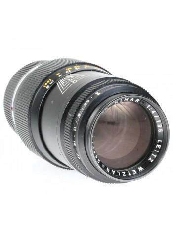 Objetiva Leica Tele-Elmar M 135mm f4 - USADA