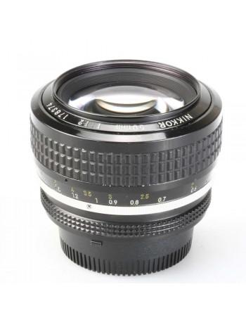 Objetiva Nikon AI 50mm f2 - USADA