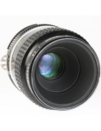 Objetiva Nikon AI-S 55mm f2.8 Micro - USADA