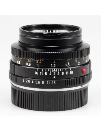Objetiva Leica Summicron-R 50mm f2 - USADA