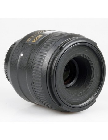 Objetiva Nikon AF-S 40mm f2.8G Micro DX - USADA