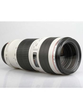 Objetiva Canon EF 70-200mm f4 L USM - USADA
