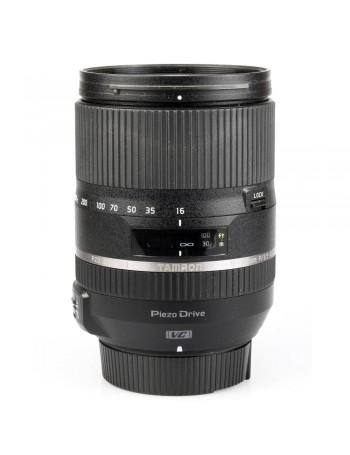 Objetiva Tamron 16-300mm f3.5-6.3 Di II VC PZD MACRO para Nikon - USADA