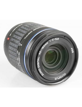 Objetiva Olympus micro 4/3 Zuiko 40-150mm f4-5.6R ED - USADA