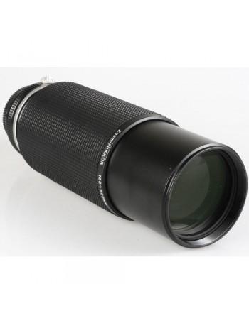 Objetiva Nikon AI-S 100-300mm f5.6 - USADA