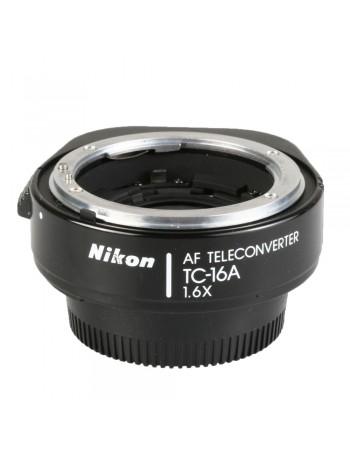 Teleconversor Nikon AF TC-16A 1.6x - USADO