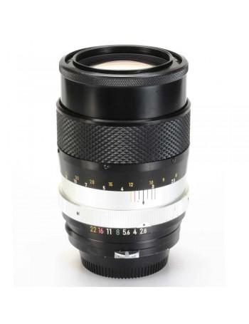 Objetiva Nikon Pre-AI 135mm f2.8 Q.C. Auto - USADA