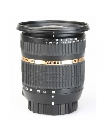 Objetiva Tamron SP 10-24mm f3.5-4.5 Di II para Nikon - USADA